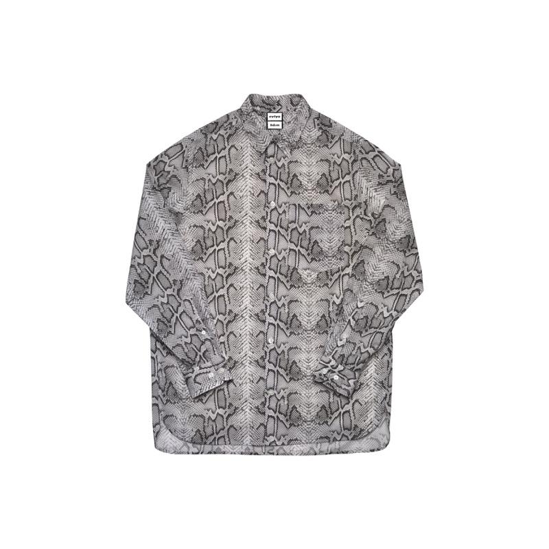 Snakeskin Shirt, $74.95