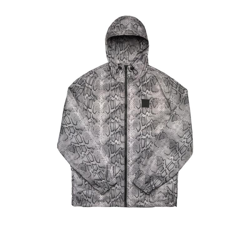 Snakeskin Jacket, $109