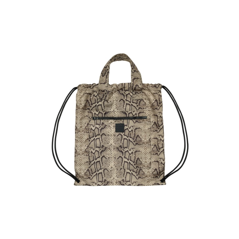 Drawstring Bag, $44.95 (Online Exclusive)
