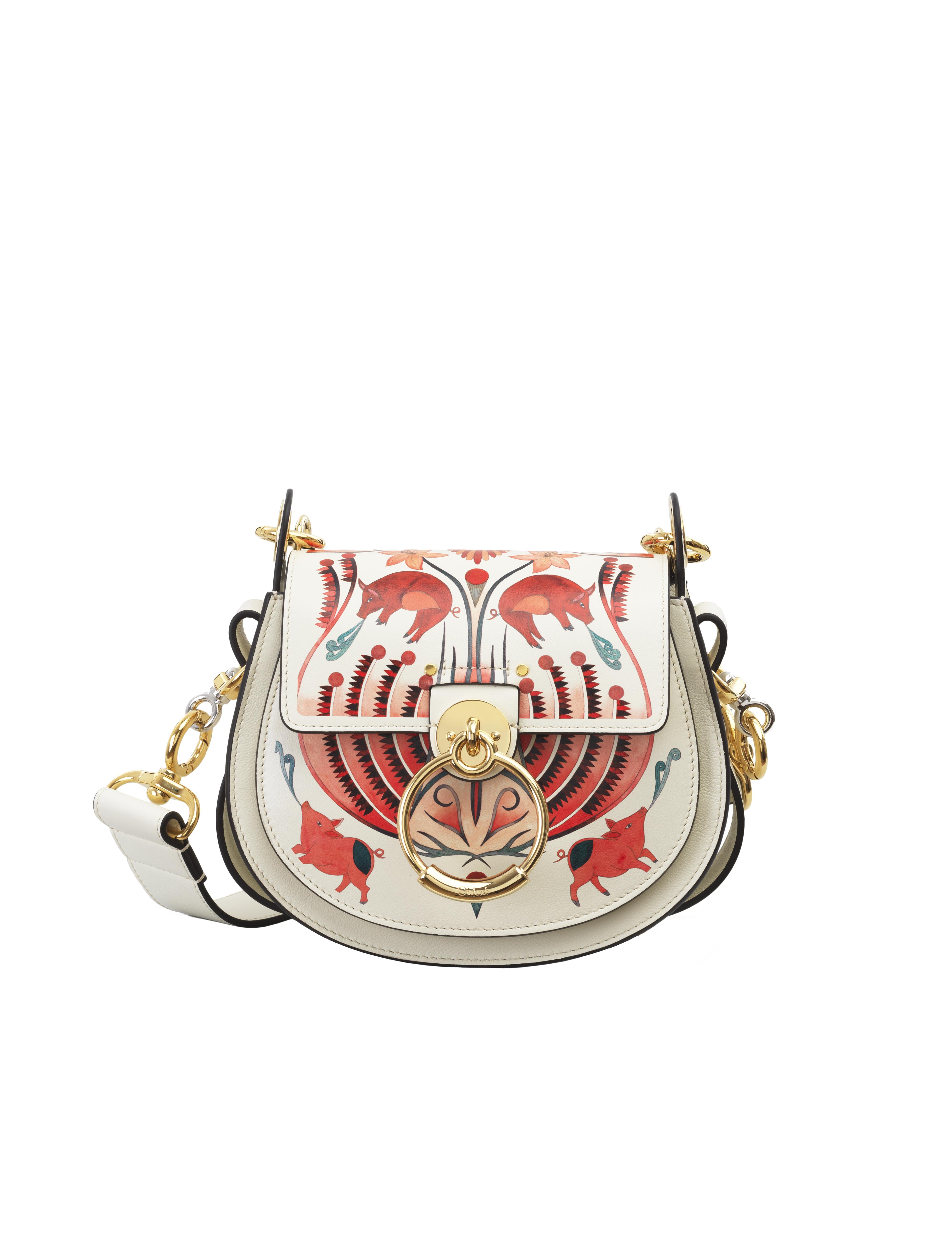 Chloé Small Tess Bag, $3,010