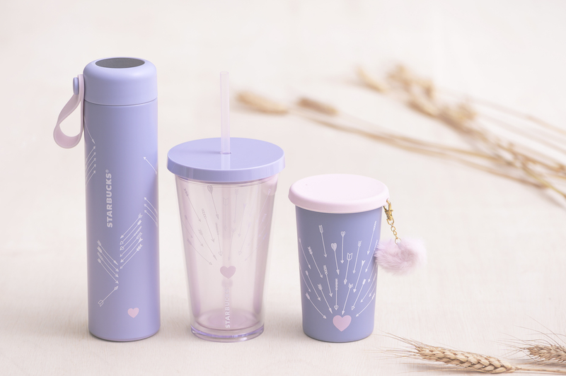 Left to right: Lilac Series ($46.90, $22.90, $32.90)