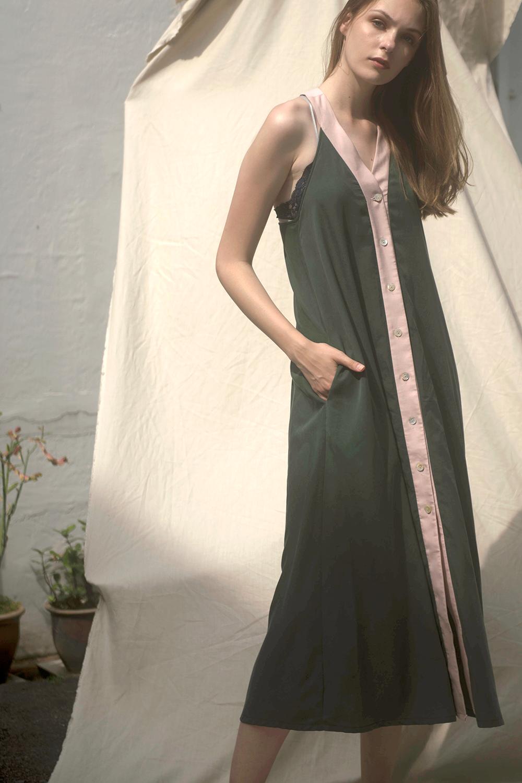 Esse The Label T-Back Maxi Dress, $149