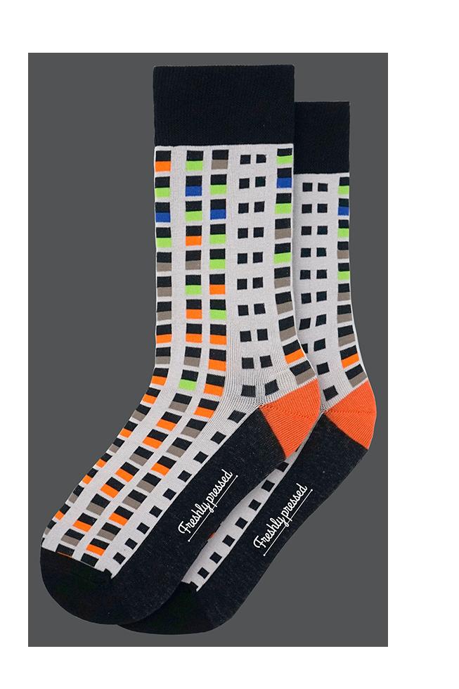 Freshly Pressed Socks HDB, $12
