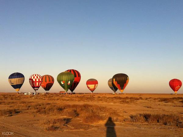 Goa Hot Air Balloon Flight