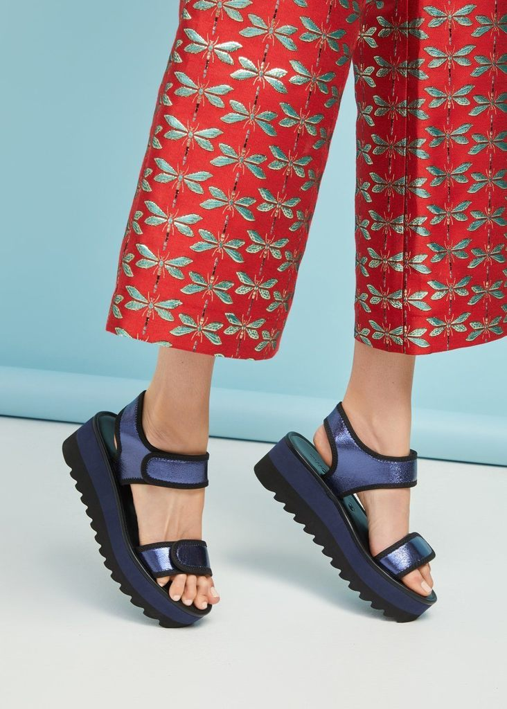 Vegan Style CAS Women's Vegan Sandal By Twoobs, $204