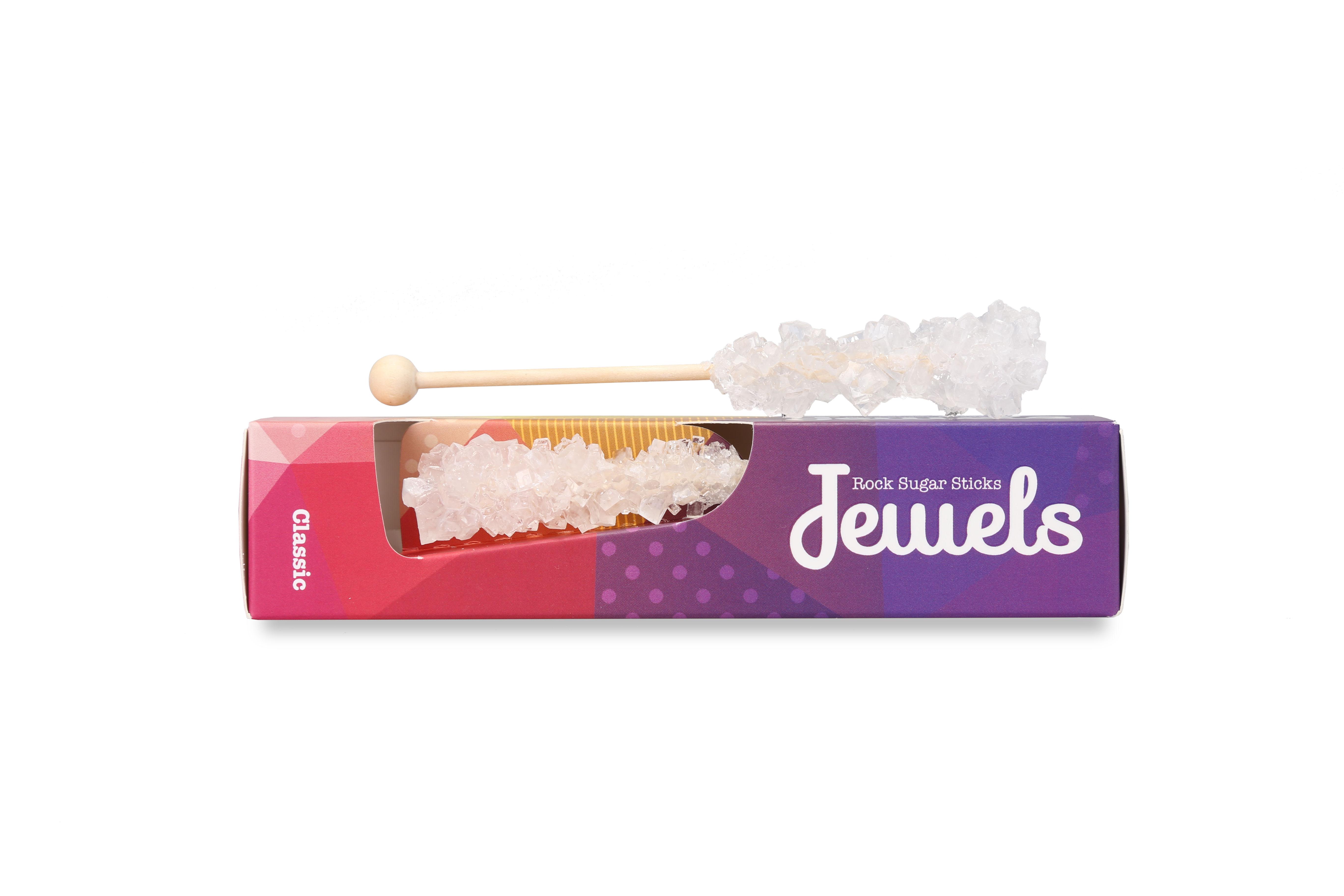 JEWELS Rock Sugar Sticks Classic Flavour, $5
