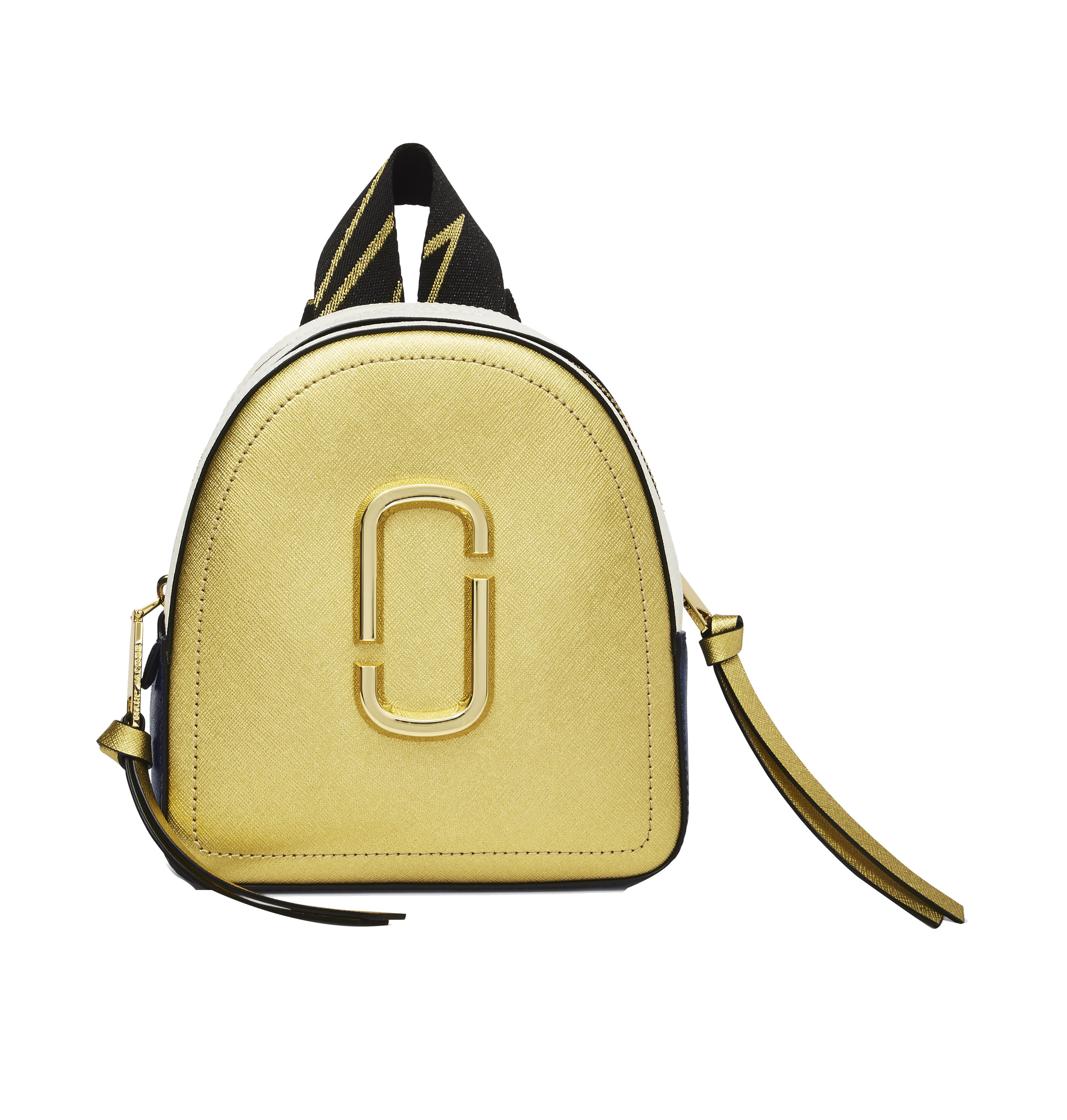 Marc Jacobs Mini Pack Shot in Gold, $590