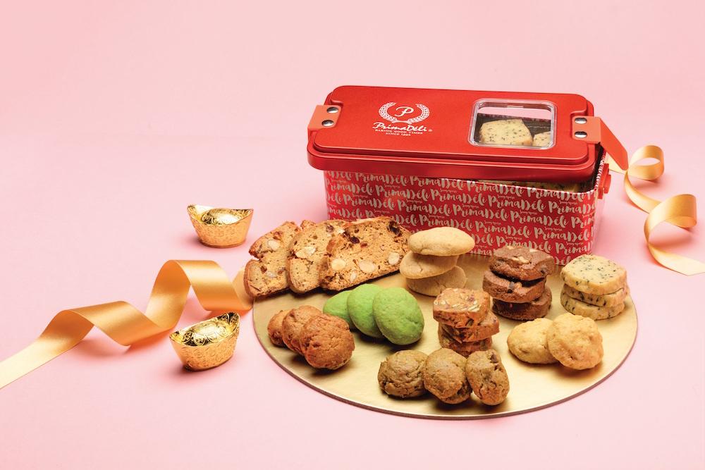 Nine Prosperity Cookies