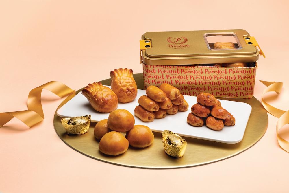 Pineapple Tarts Selection