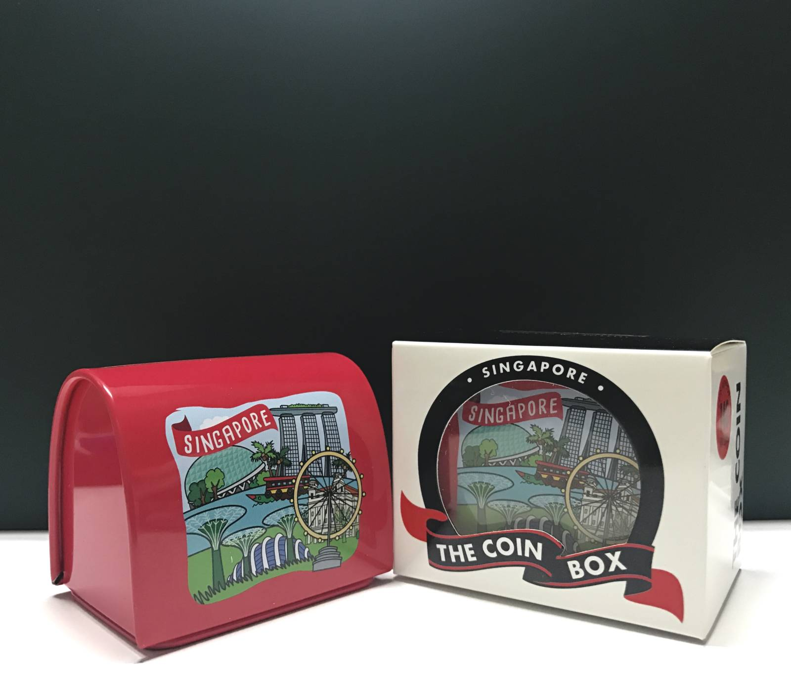 Little Red Box The Coin Box, $6.90
