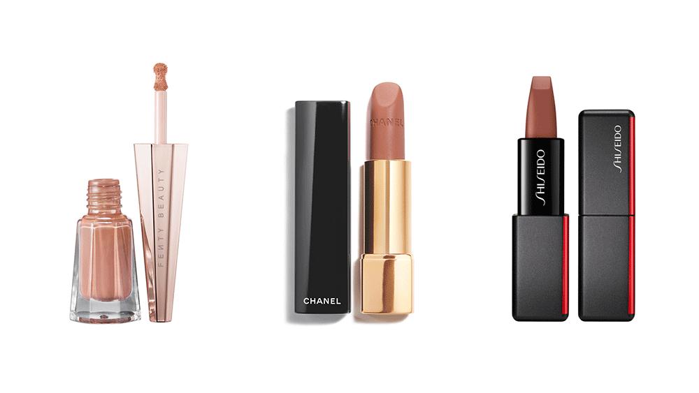 makeup trends lipsticks golden globes 2019