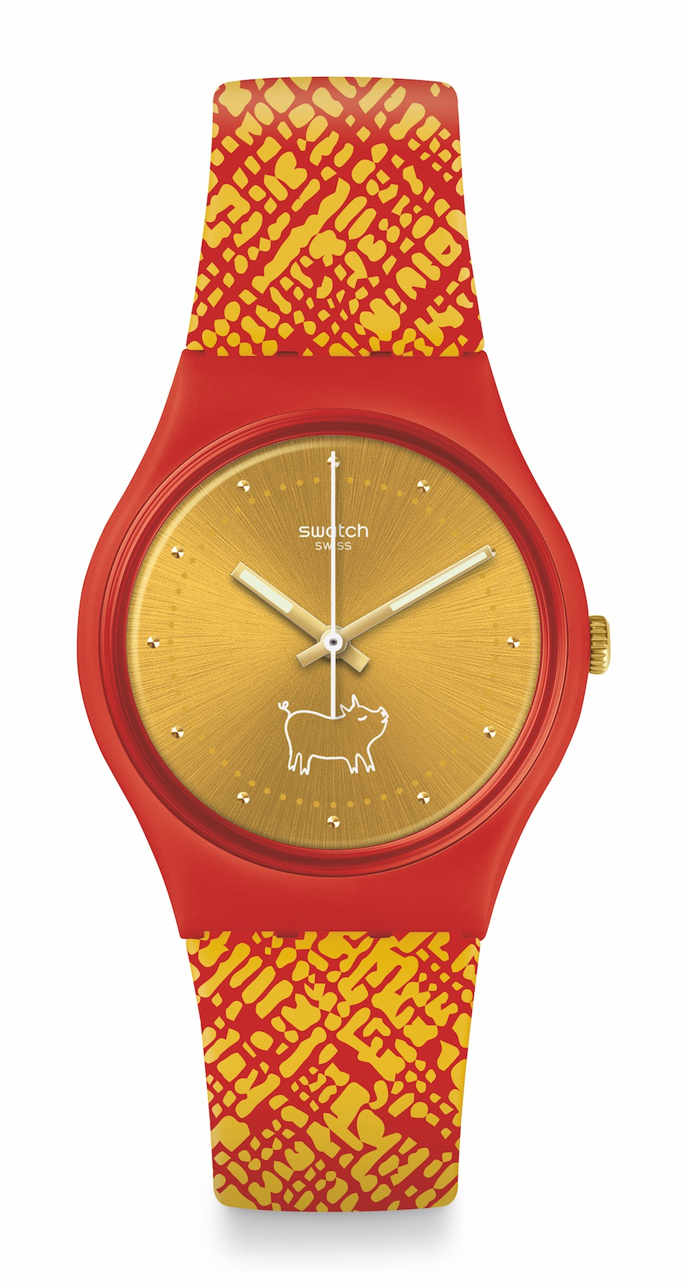 Swatch Gem of New Year, $125