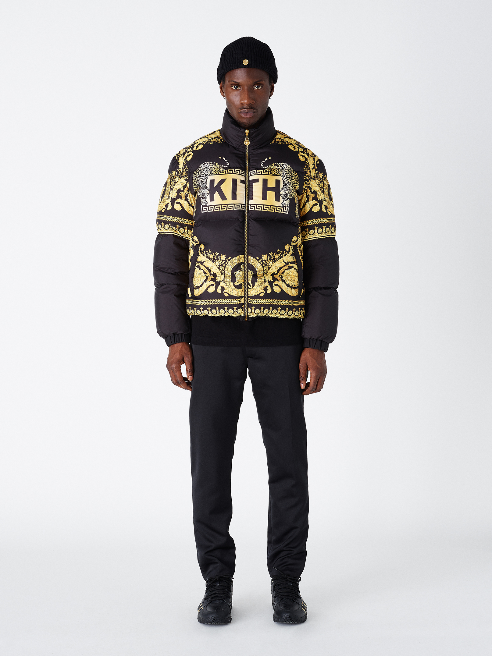 Kith X Versace Reversible Down Jacket, $2,500