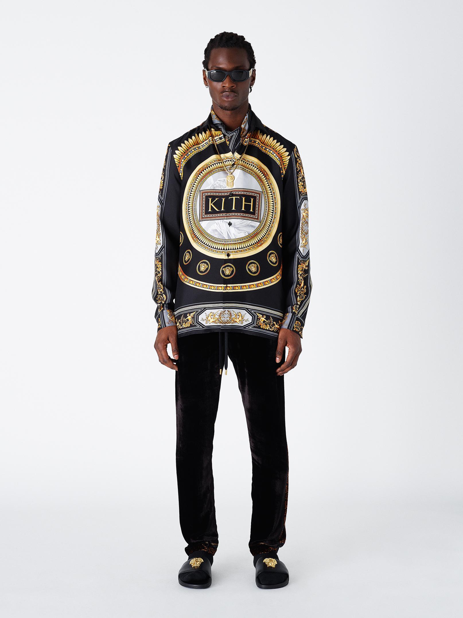 Kith X Versace Top