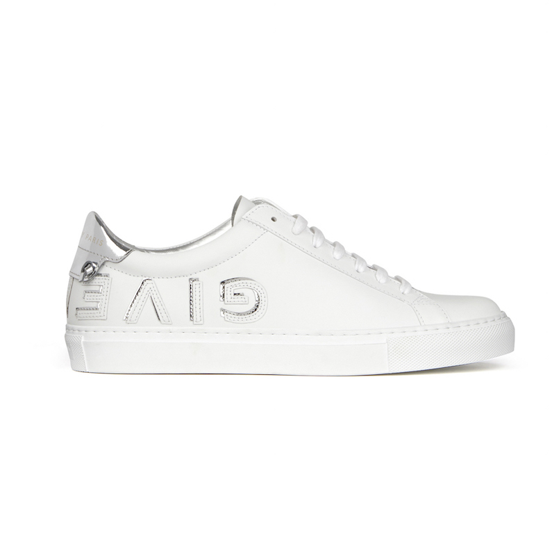 Givenchy Low Sneakers in Leather ($1050)