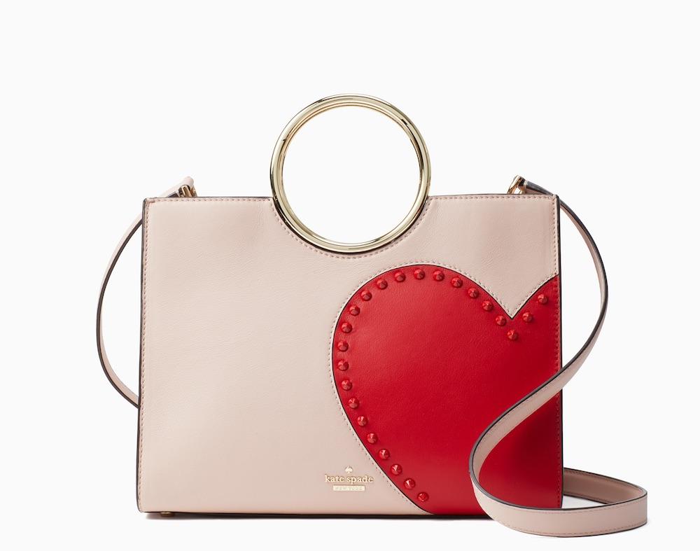 Kate Spade New York Heart It Sam Bag ($590)