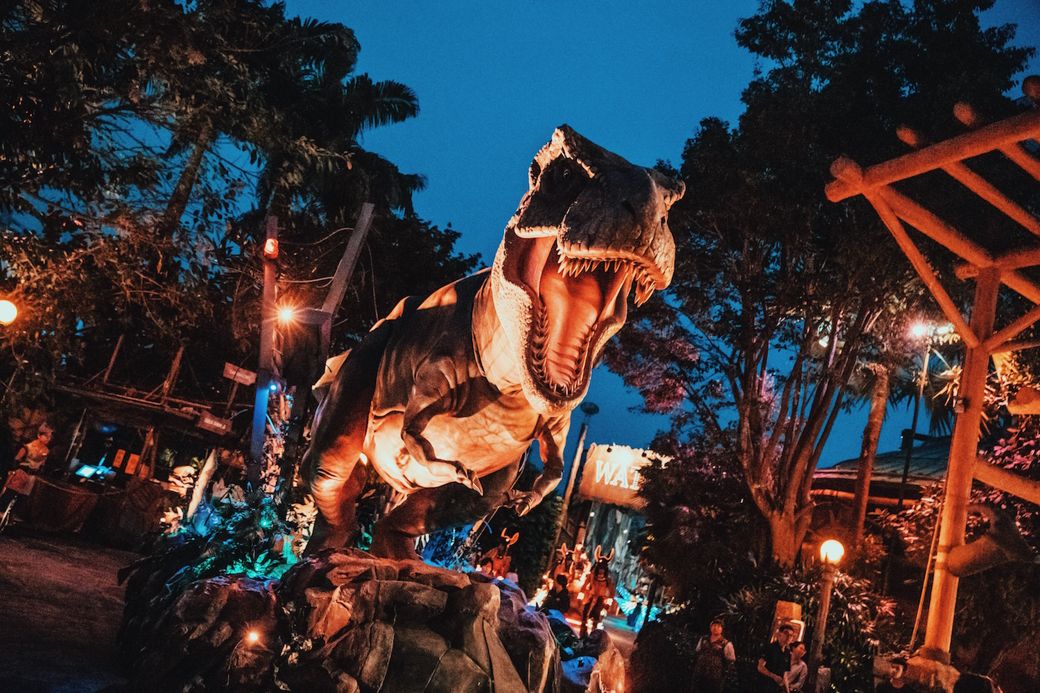Universal After Hours: The Lost World
