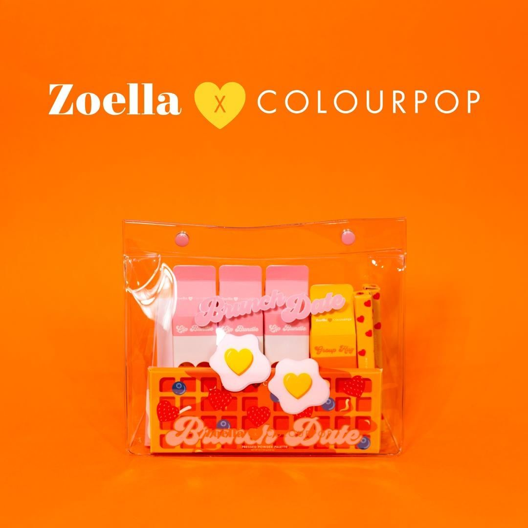 Zoella x Colourpop