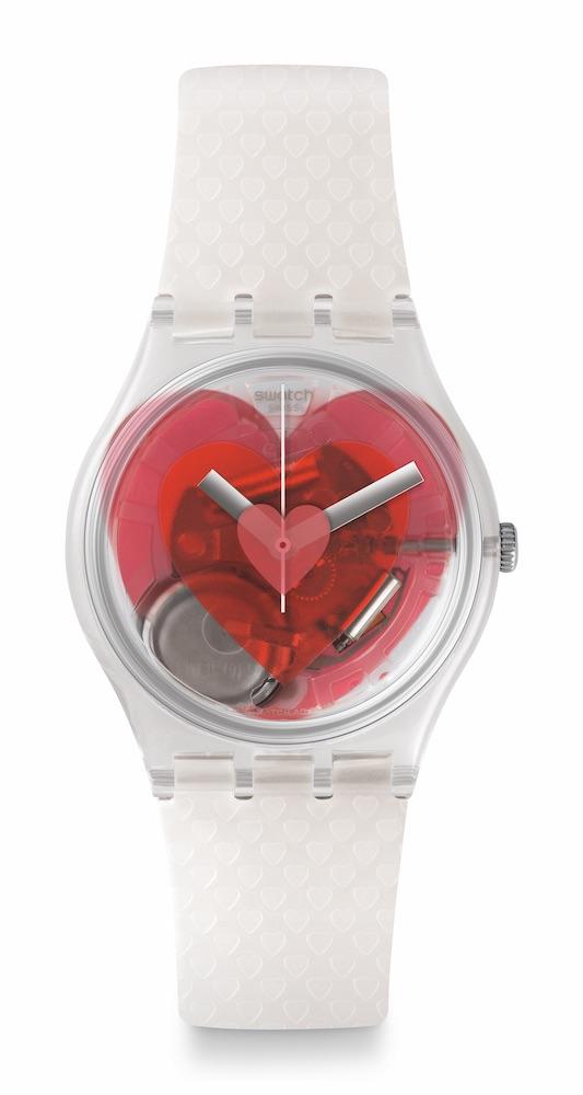Swatch Triple Love ($103)