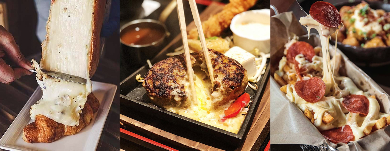best cheese food in singapore