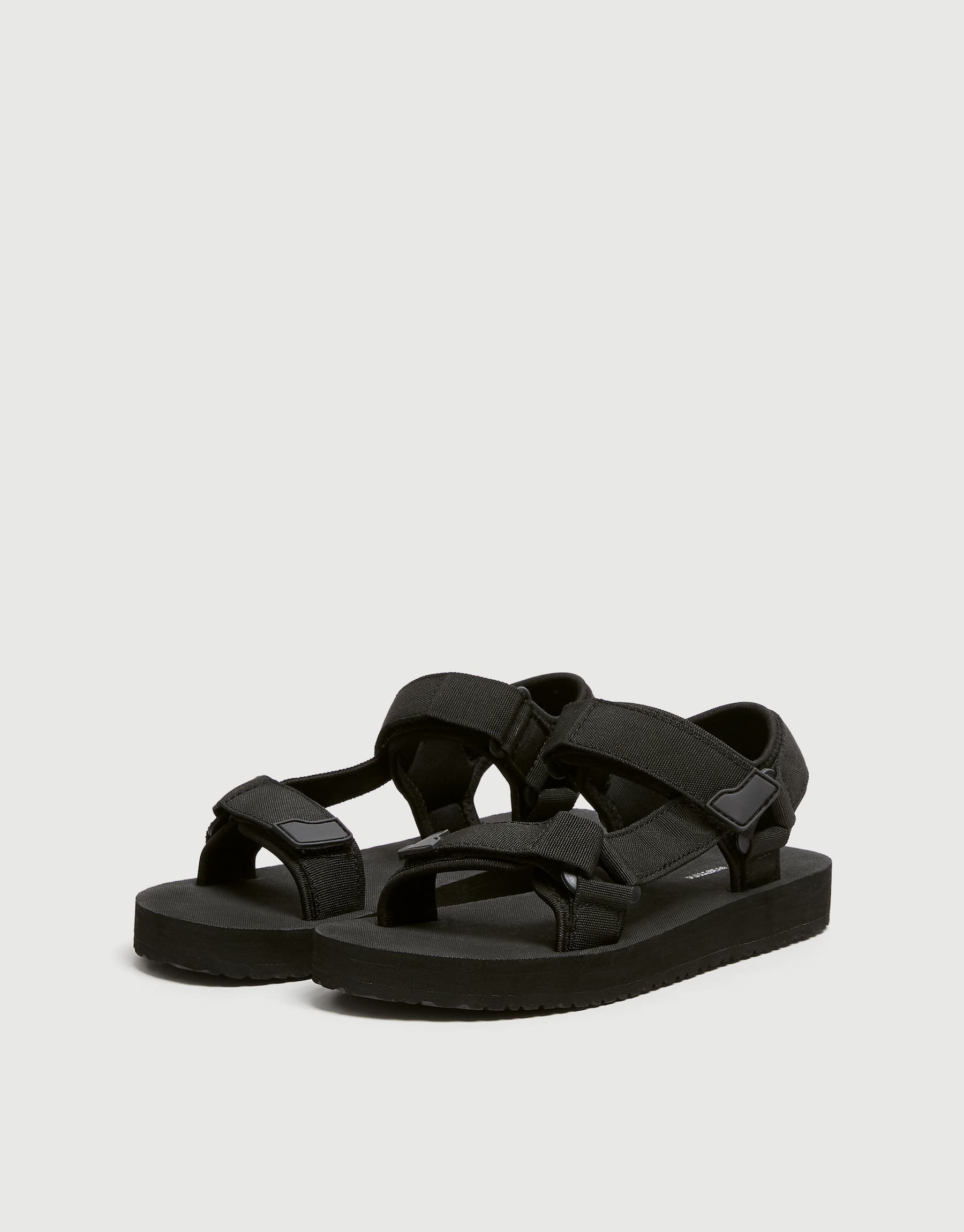 Sadie Sink By Pull&Bear Sports Sandals, $59.90