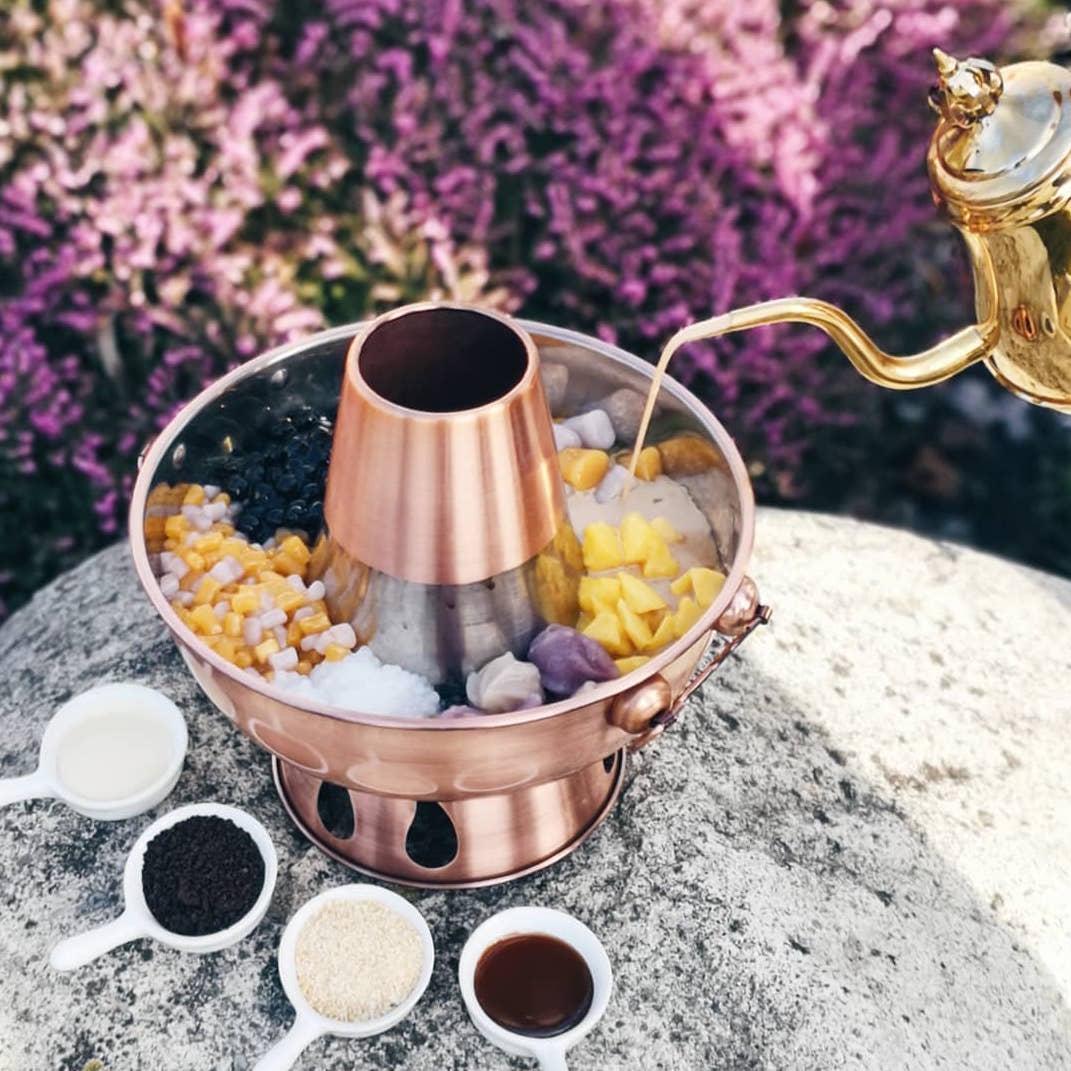 bubble tea food