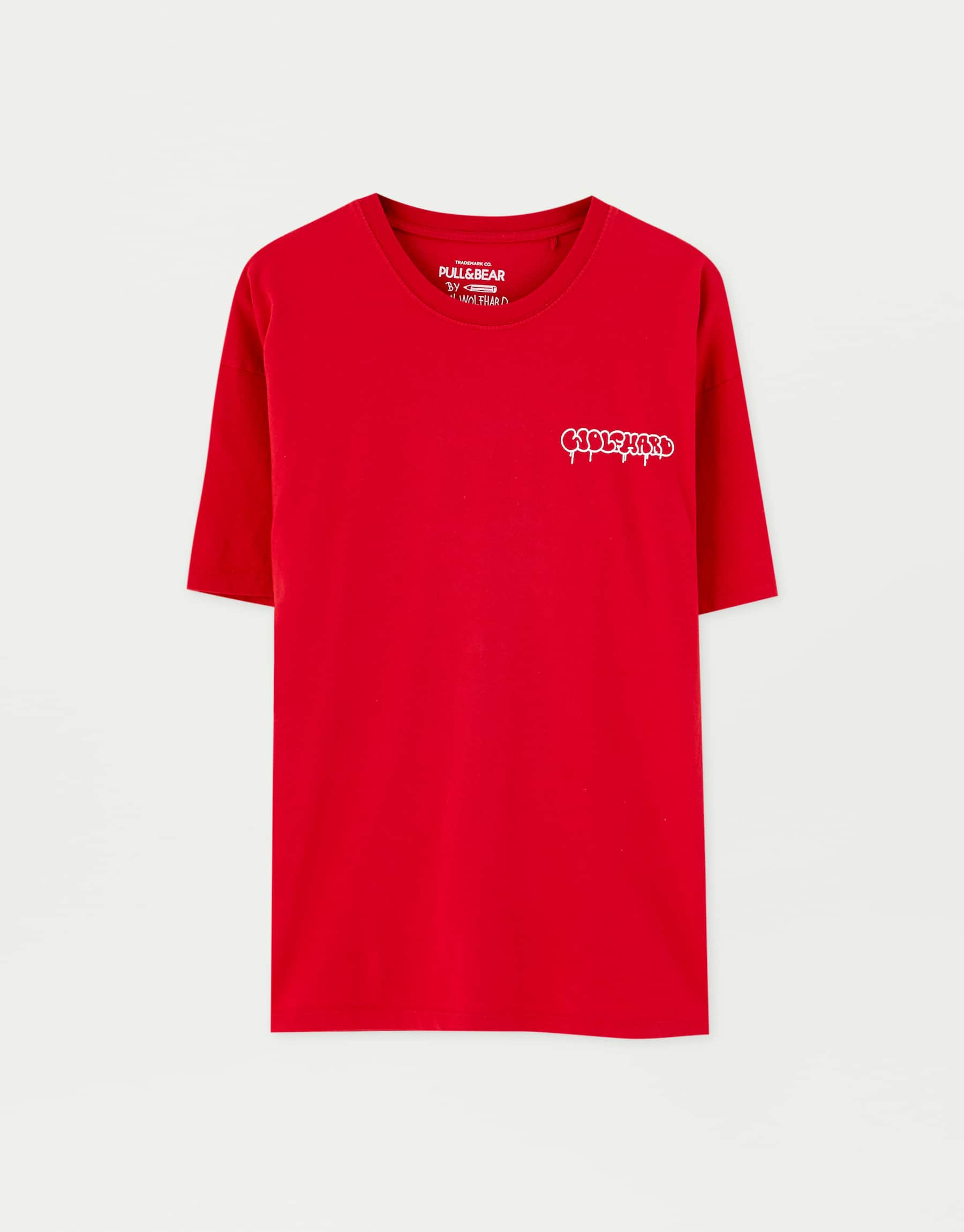 Finn Wolfhard Red T-Shirt, $29.90