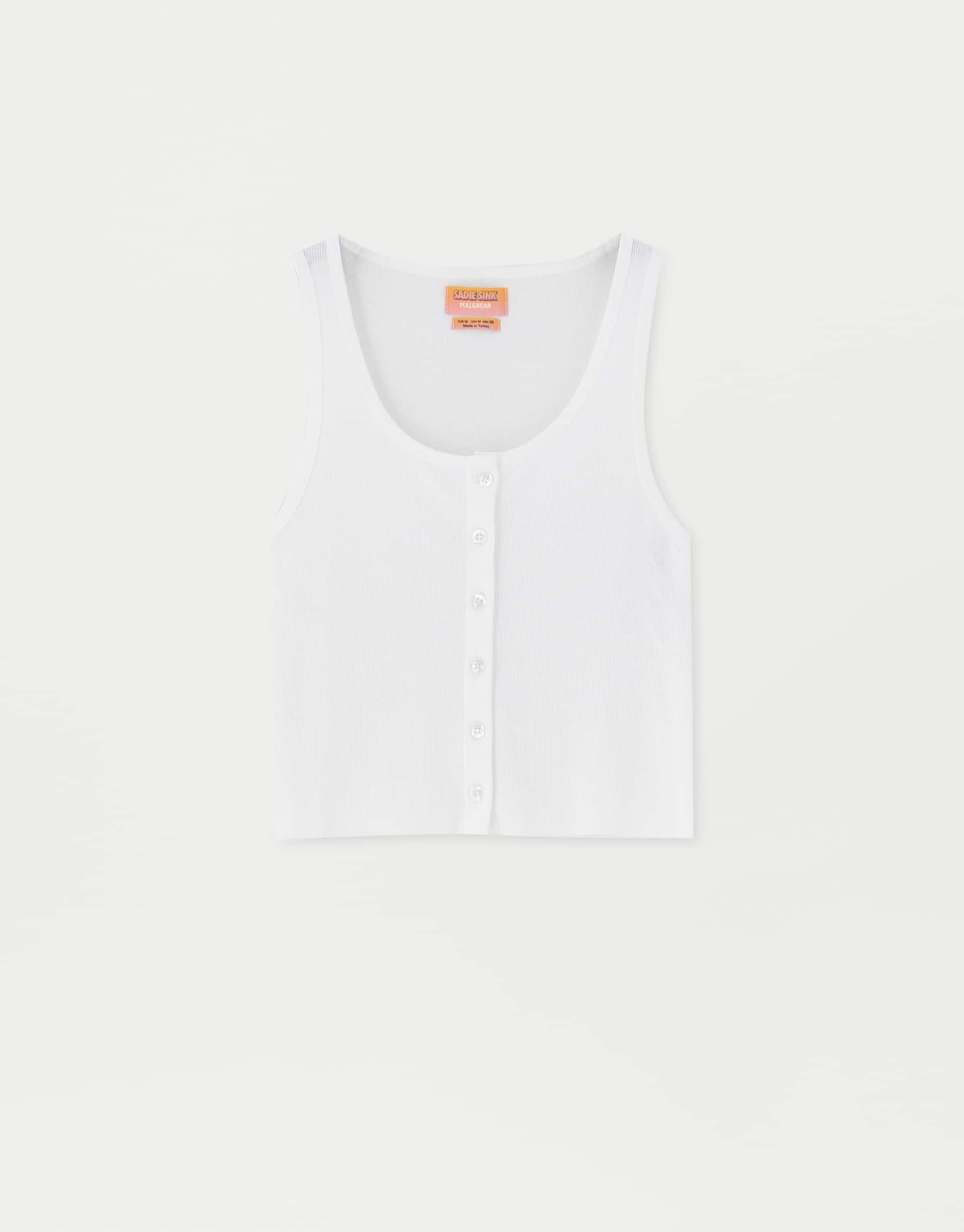 Sadie Sink Vest Top, $19.90