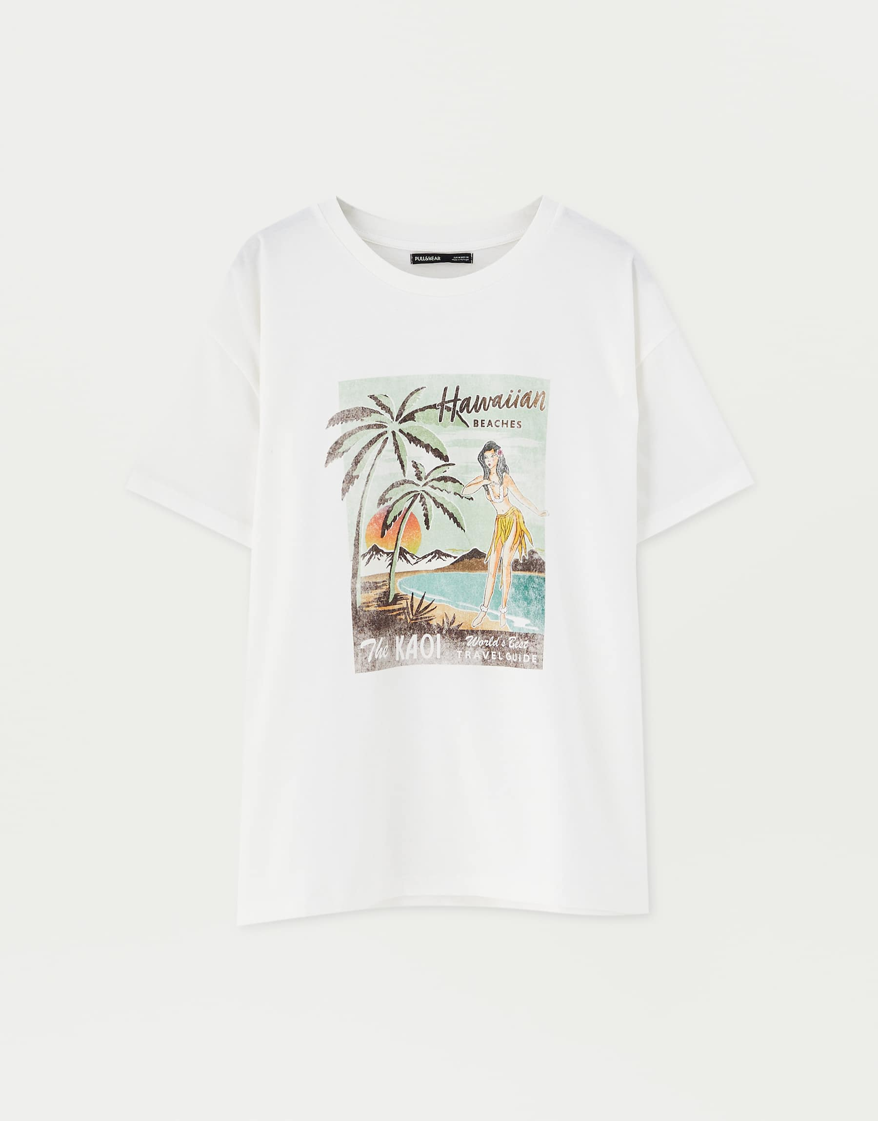 Sadie Sink Hawaiian T-Shirt, $24.90