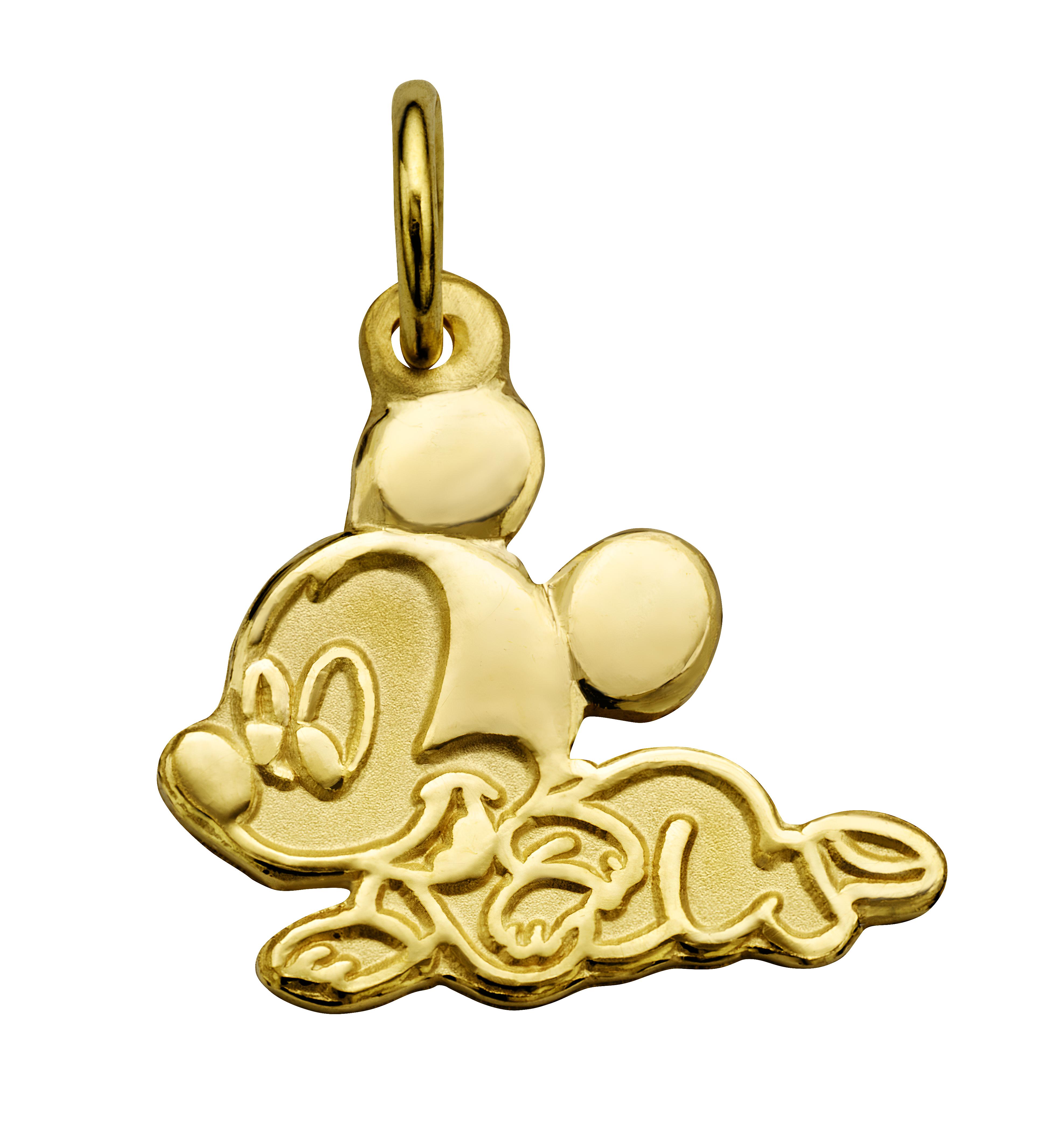 Baby Mickey Explorer Pendant