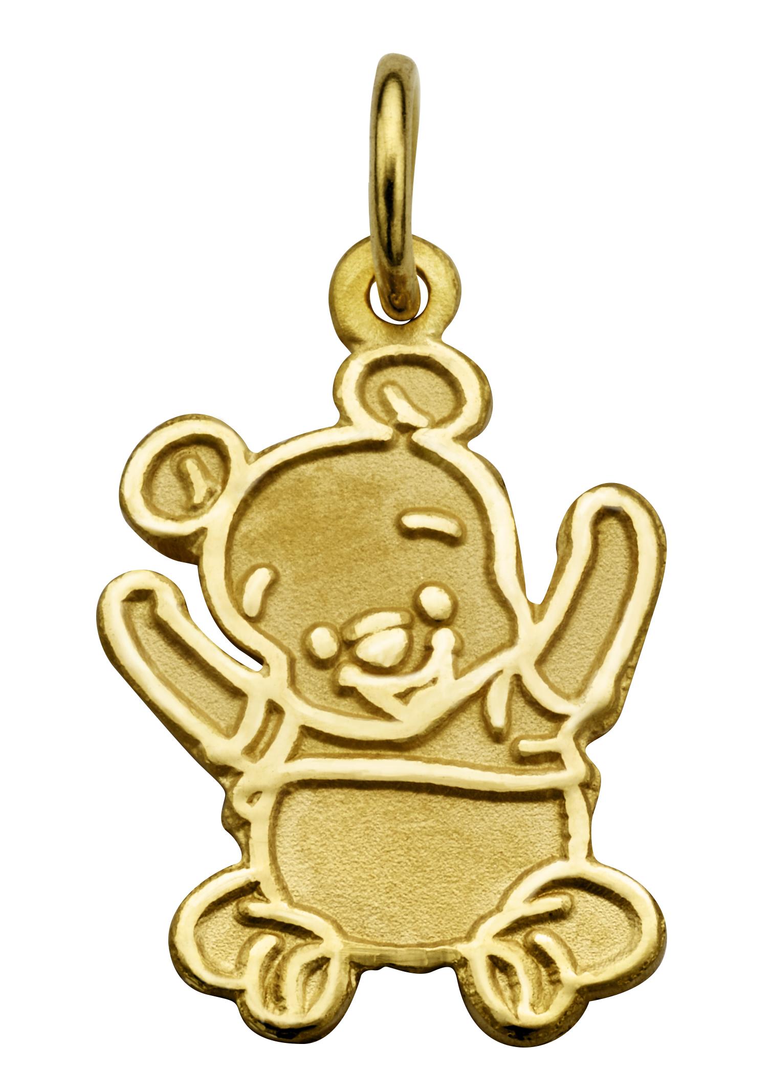 Baby Pooh Pendant