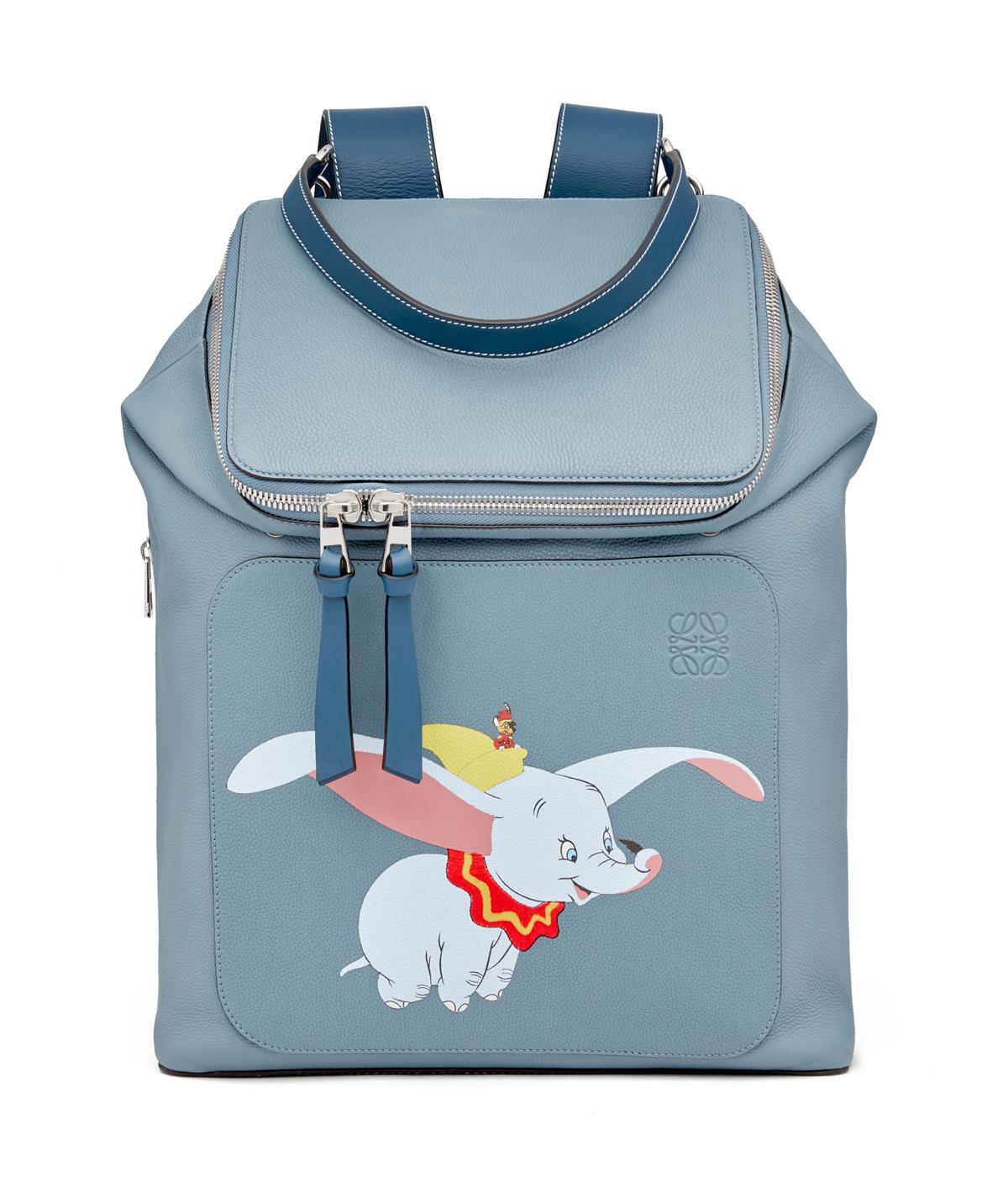Loewe Goya Dumbo Backpack Stone Blue, HKD 26,300