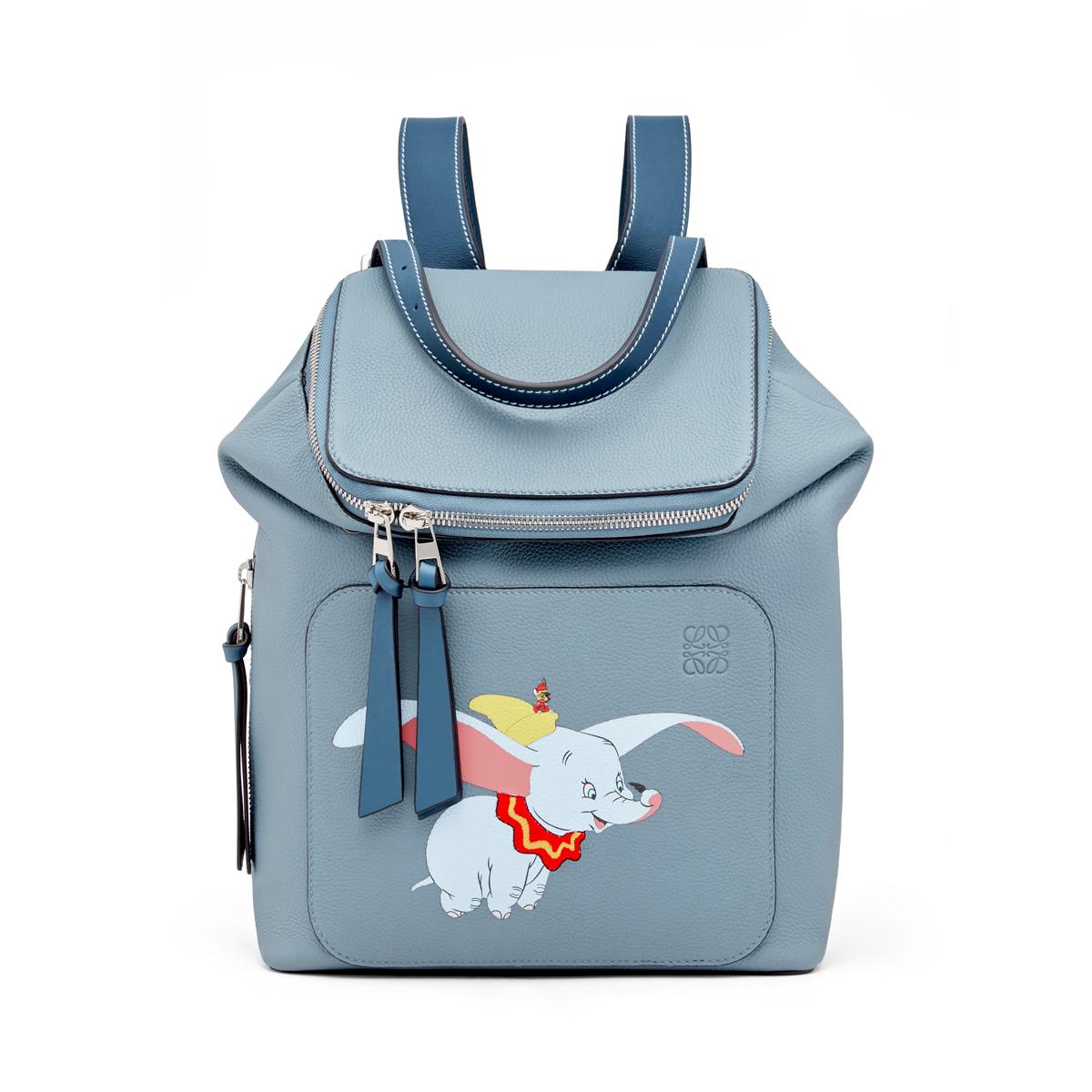 Loewe Goya Dumbo Small Backpack Stone Blue, HKD 19,700