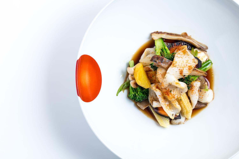 NOBU: Squid Pasta