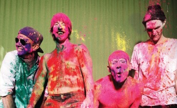 Red Hot Chili Peppers: Performing 22 Sep 2019