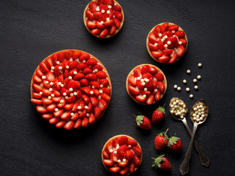 Tarte by Cheryl Koh: Strawberry Tart