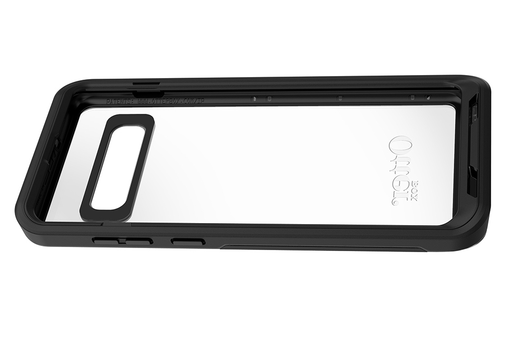 OtterBox Pursuit Series: Black/Clear