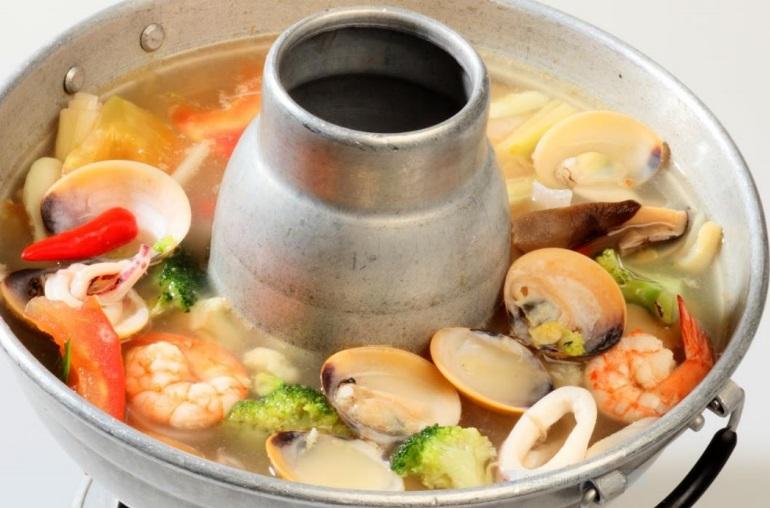 Tom Yam Soup from Rasa Rasa, $12