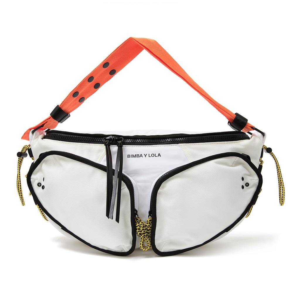White XXL Crossbody Bag, $430