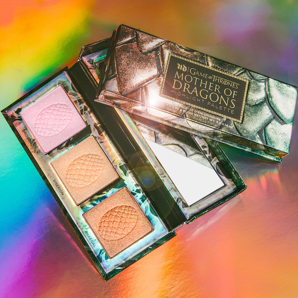 Mother of Dragons Highlight Palette ($55)