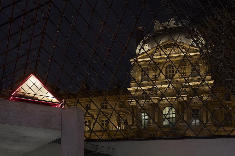 World-famous Musée du Louvre