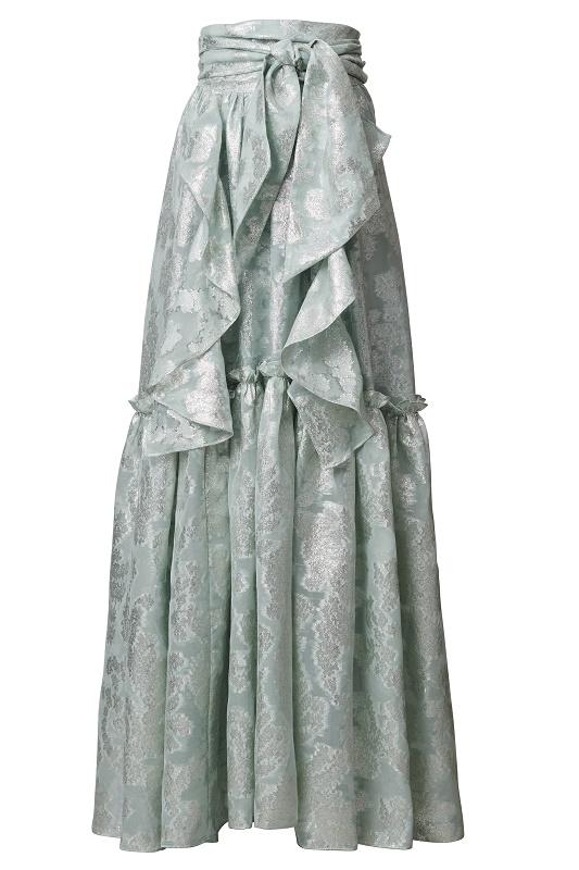 Jacquard Dress, $349
