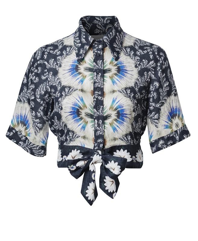 Kaleidescope Shirt, $119
