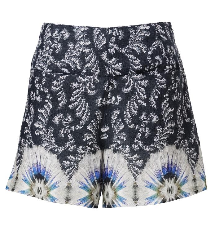Kaleidescope Shorts, $94.95