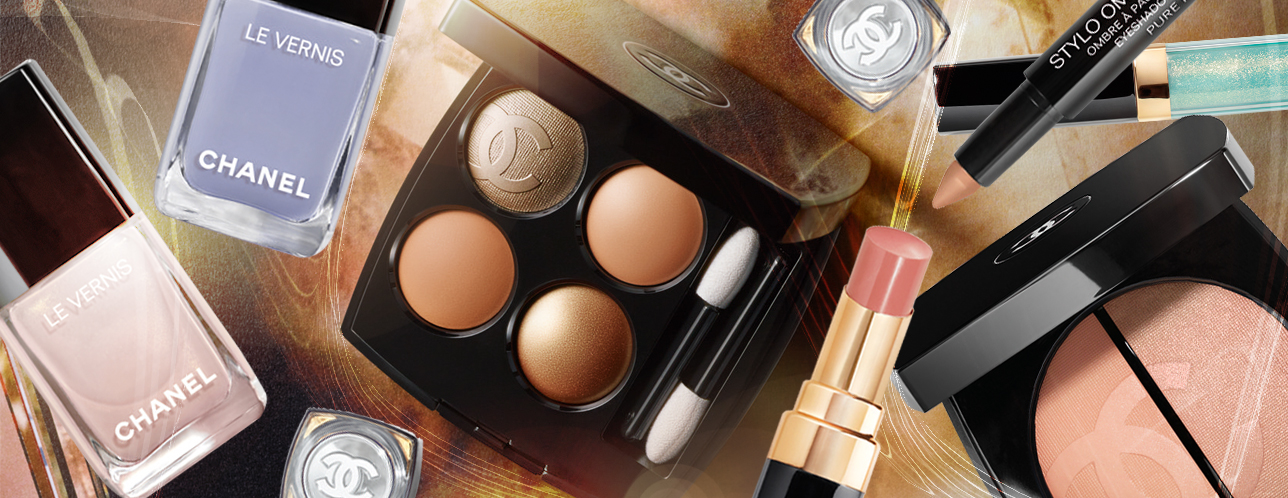 22f1c90280 The CHANEL Cruise 2019 Makeup Collection Is Perfect For Summer ...