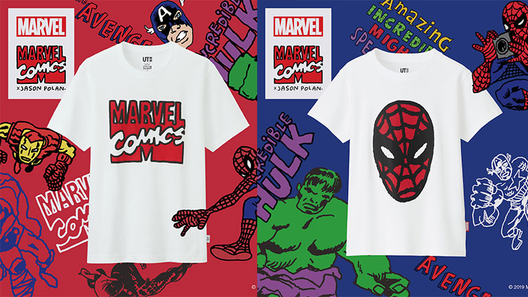 marvel uniqlo singapore