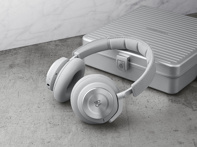 Bang & Olufsen X RIMOWA limited edition Beoplay H9i wireless headphone