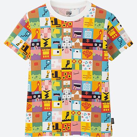 Kids' UT, $14.90 by imomushi, Japan
