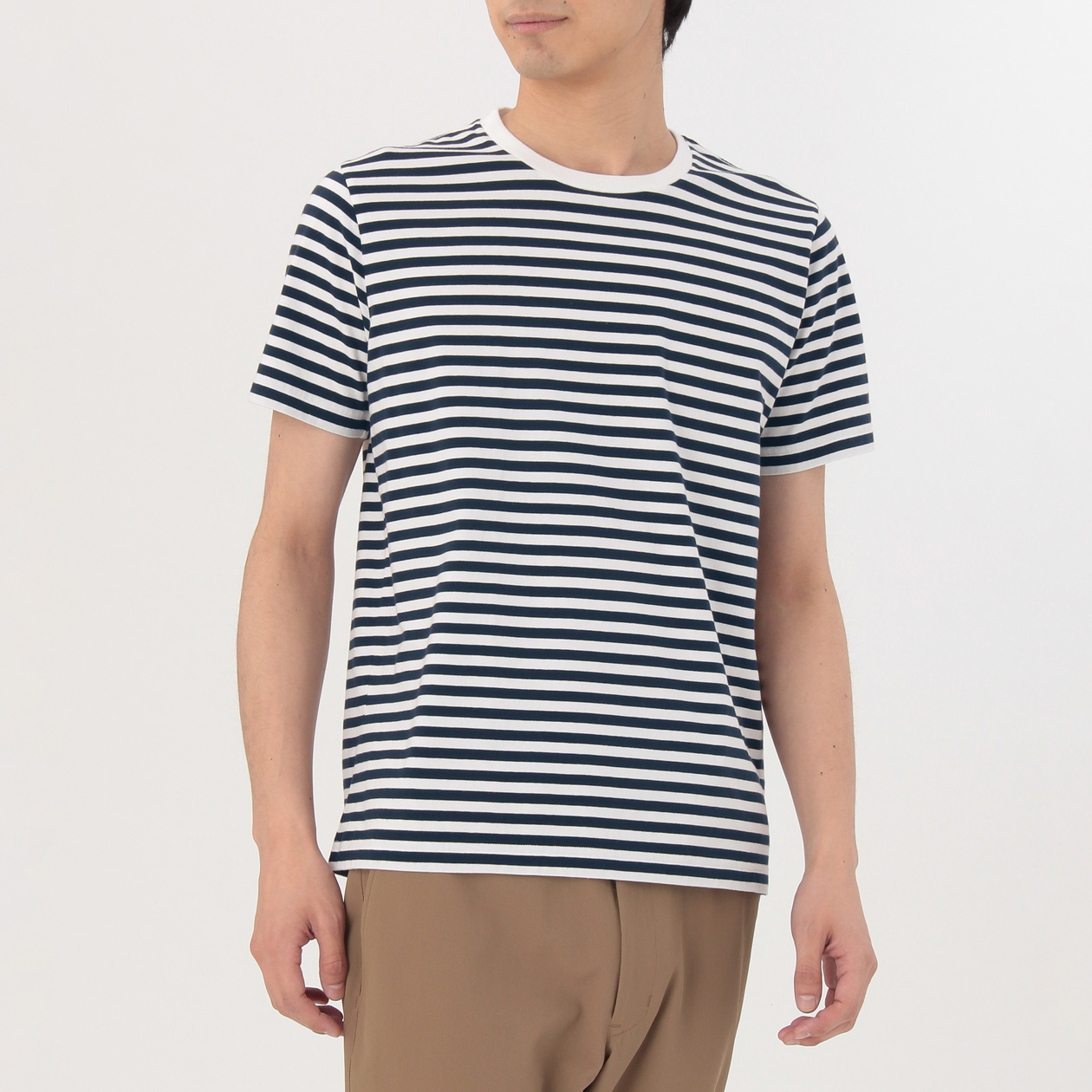Men's Organic Cotton Short Sleeve T-shirt, $13.90