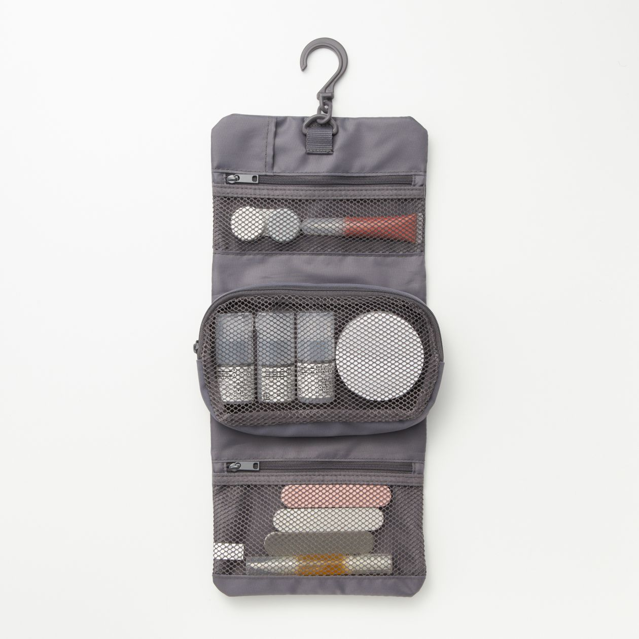 Hanging Case with Detachable Pouch. U.P. $26 | NOW 20% OFF till 29 May